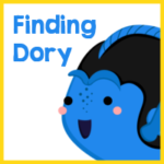 Finding Dory Addition Game