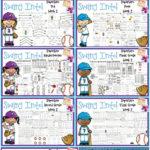 Swing Into Summer Learning Week 2 - Superhero Theme.  Summer printables for tot, preschool, kindergarten, first grade, second grade, third grade, and fourth grade