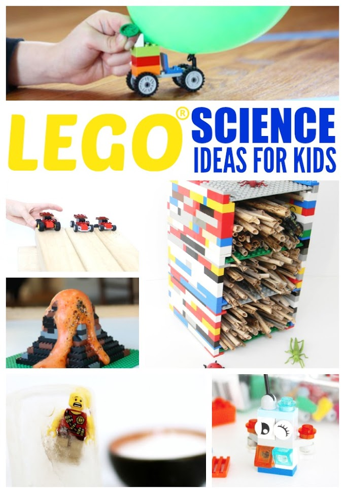 Lego Science Ideas for Kids