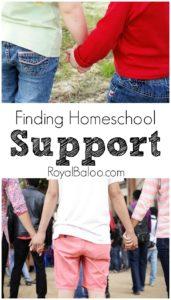 FindingHomeschoolSupport