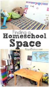 FindingaHomeschoolSpace