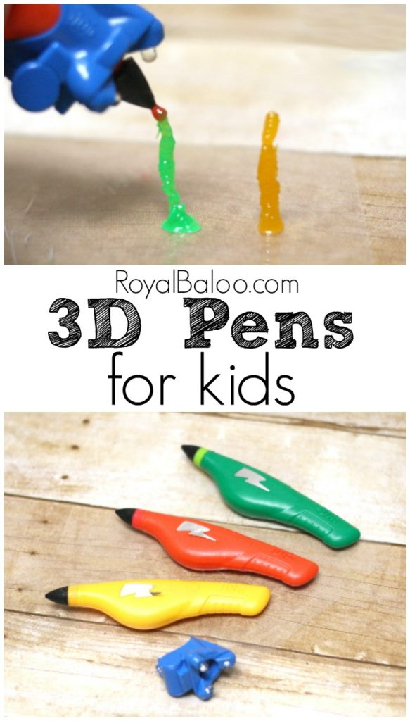 3D Pens for Kids - Learn about Wavelength, UV Light, and more! IDo3D Pens