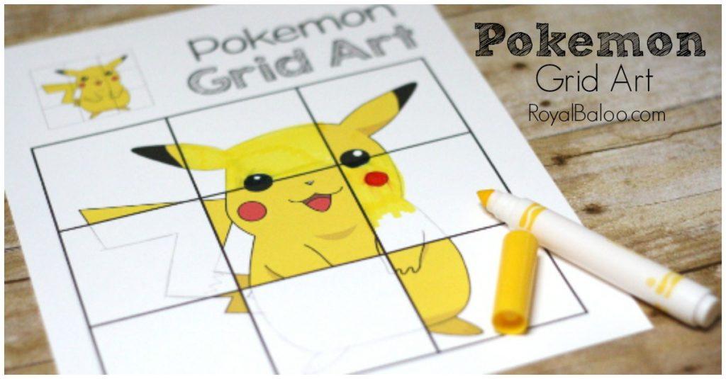 PokemonGridArtFB