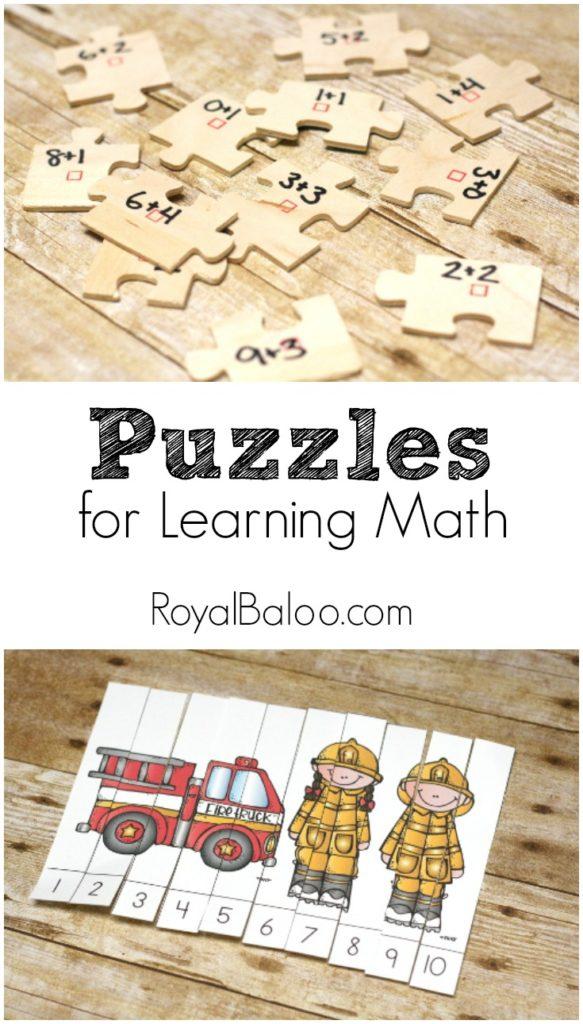 PuzzlesforLearningMath