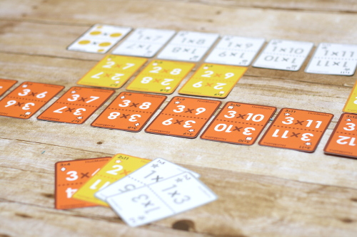 Practice multiplication with this fun and strategic multiplication game from HoliPlayGames!