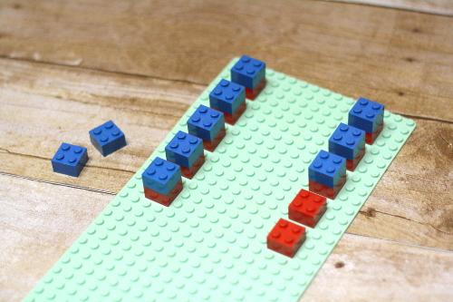 LEGOAdditionDotCards