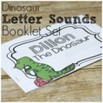 Dinosaur Letter Sounds for Learning to Read the Fun way