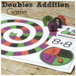 Doubles Addition Game – Frankenstein Addition Practice