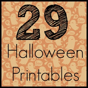 Boo-coup of Halloween Printables for Math and more!