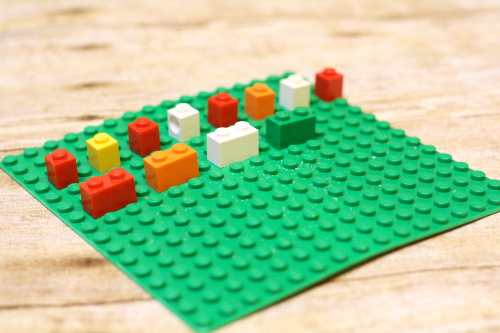 Skip counting is weird and confusing but don't let it baffle your kids.  Using LEGO to teach skip counting helps!  LEGO Skip Counting is entertaining and visually explains the idea!
