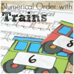 Practice Averaging and Ordering Numbers with Trains!