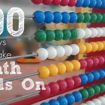 100 Ways to Make Math Hands On