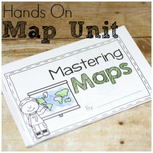 Hands On Map Unit for Mastering Maps