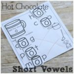 Hot Chocolate Short Vowels