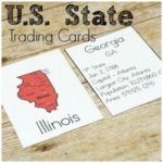State Trading Cards to Bring Geography to Life