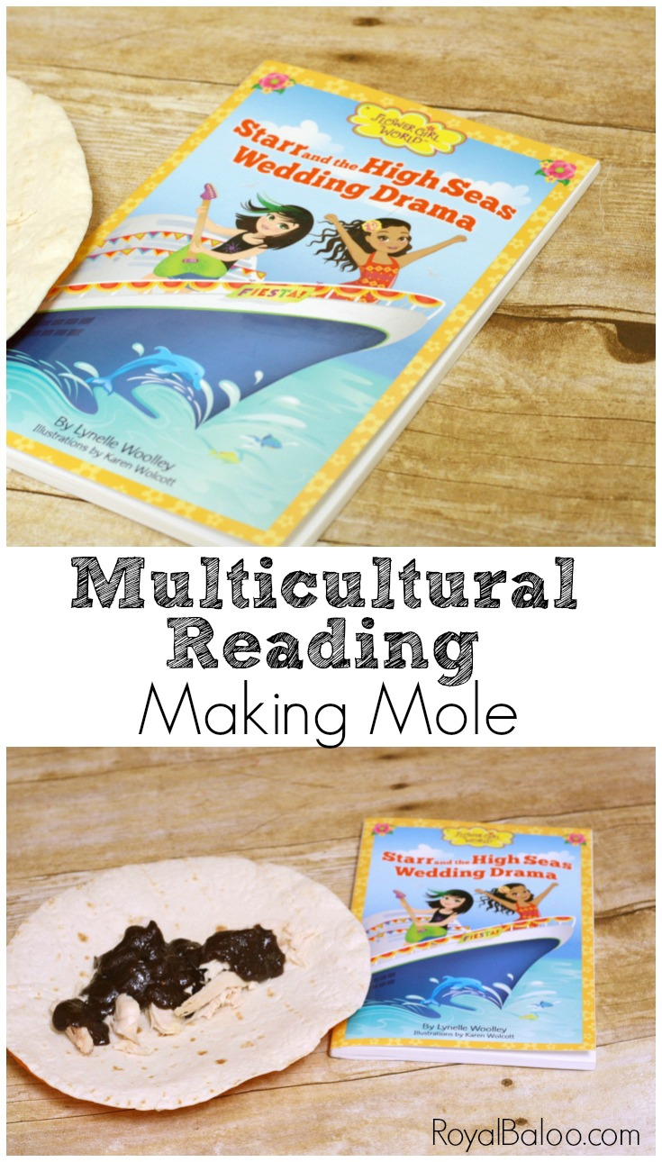 Introduce culture through books!  What better way to present a culture to a child than through a well written book by someone from that culture!