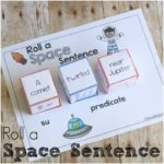 Silly Sentences from Space – Fun with Reading