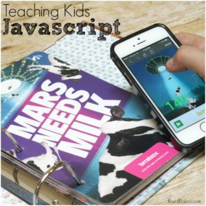 Teaching kids javascript doesn't have to be hard! Let BitsBox do all the work for you as your kids play and learn to code!