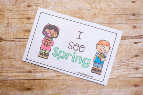 These spring easy readers make learning to read so much fun! Enjoy the delightful themes with the fun reading practice! And they're free!