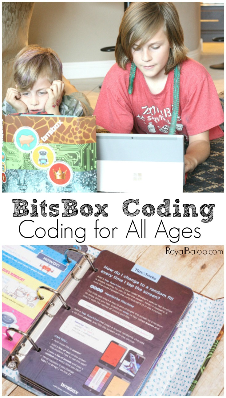 Learning to code made fun and easy with BitsBox! Don't let coding lesson bring your down - BitsBox is open-ended, independent, and fun!