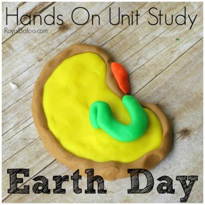 Exciting Hands on Unit Study for Earth Day