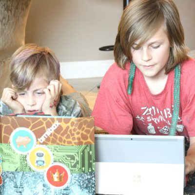 BitsBox Learning to Code for Kids