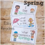 Fun and Simple Spring Easy Readers