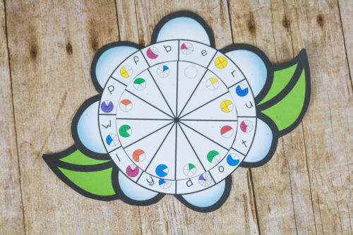 Equivalent fractions in a fun activity? Yes indeed! This flower fractions code breaker is sure to be a hit and also provide great practice with fractions.