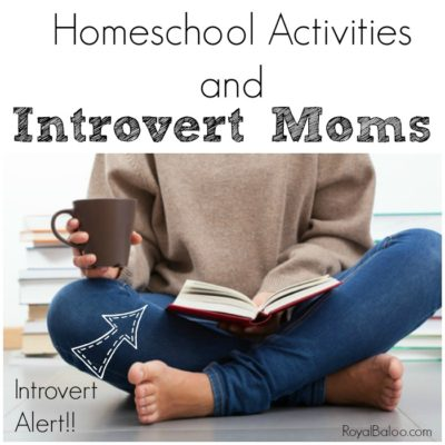 Introverts Homeschool Too.  And we even socialize.  Sometimes.