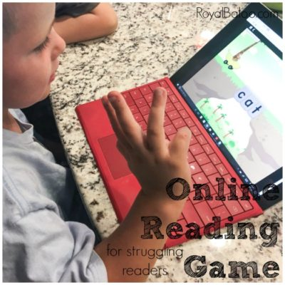 Online Reading Game for Struggling Readers – Nessy Learning