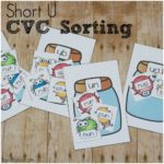 Learning to Read with Buggy CVC Short U Word Sort