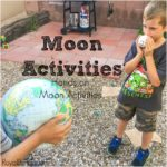 Moon Activities for Hands on Space Science