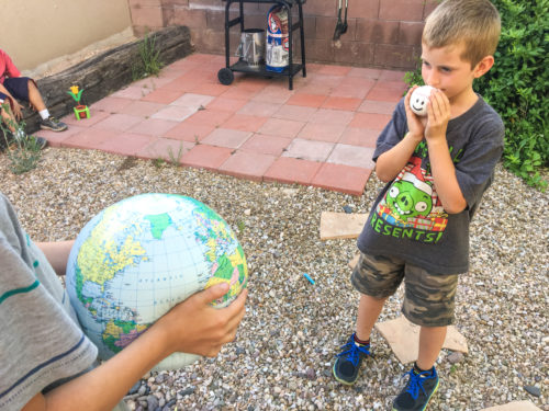 For kids interested in space, there is no better place to start then our moon. You can see it and observe it's patterns. Check out these moon activities!