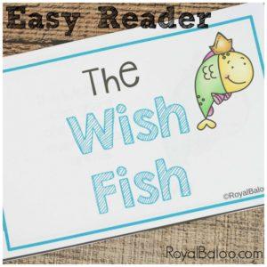 Ocean Digraph Easy Reader Book for Beginning Readers
