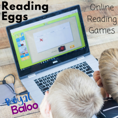 Fun Online Reading Games for Early Readers
