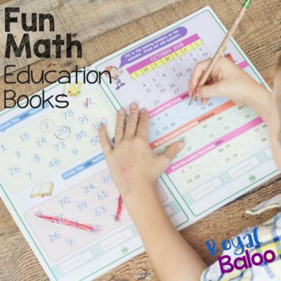 Interactive Math Book Subscription for Fun Math