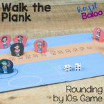 Pirate Rounding Printable Game – Walk the Plank