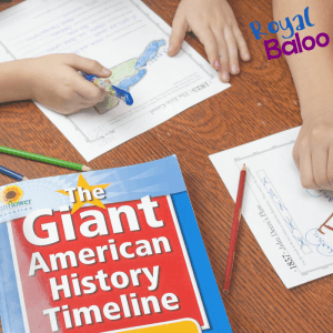 7 Ways to Incorporate a Timeline Into Your American History Lessons