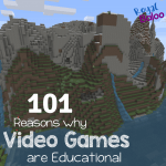 101 Reasons That Video Games Can Be Educational