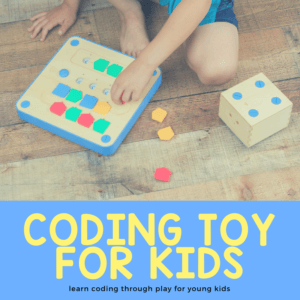 How to Teach Young Kids to Code with Toys