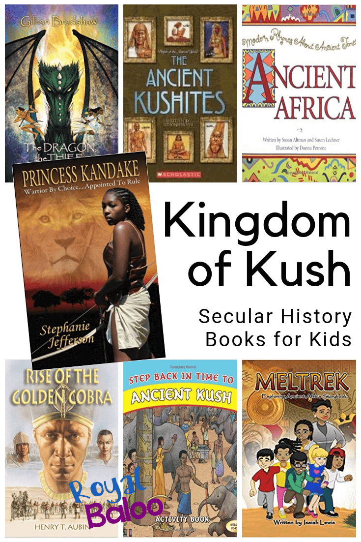 books for book list for Kingdom of Kush
