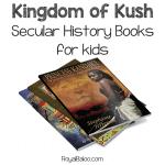 Kingdom of Kush Secular History Book List