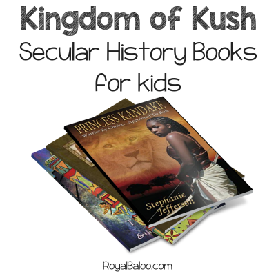 Kingdom of Kush Secular History Book List