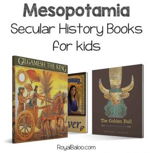 Ancient Mesopotamia Secular History Book List