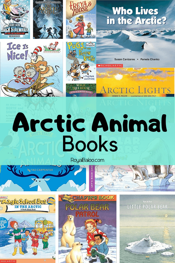 Get a bunch of resources for a great arctic animal unit study! Includes vocabulary, books, printables, videos, games, and a sample unit study plan.