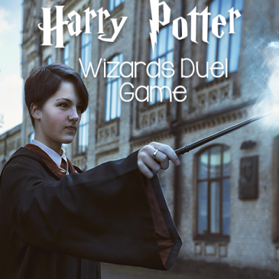 Wizards Dueling – a Harry Potter Game