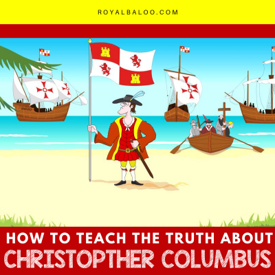 How to Teach the Real Story of Columbus