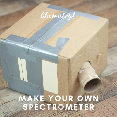 Make a Spectrometer for Chemistry