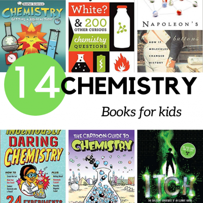 Chemistry Books You Absolutely Need